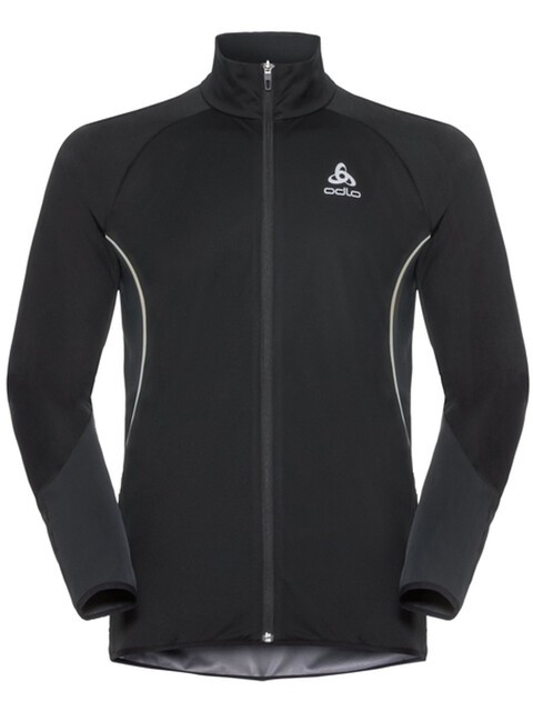 Odlo Zeroweight Windproof Reflect Warm Jacket Men Black